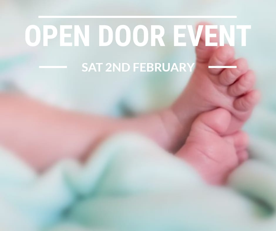 Open door event